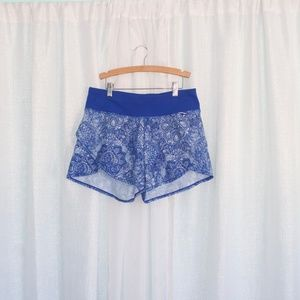 CALIA Journey Printed Flutter Shorts